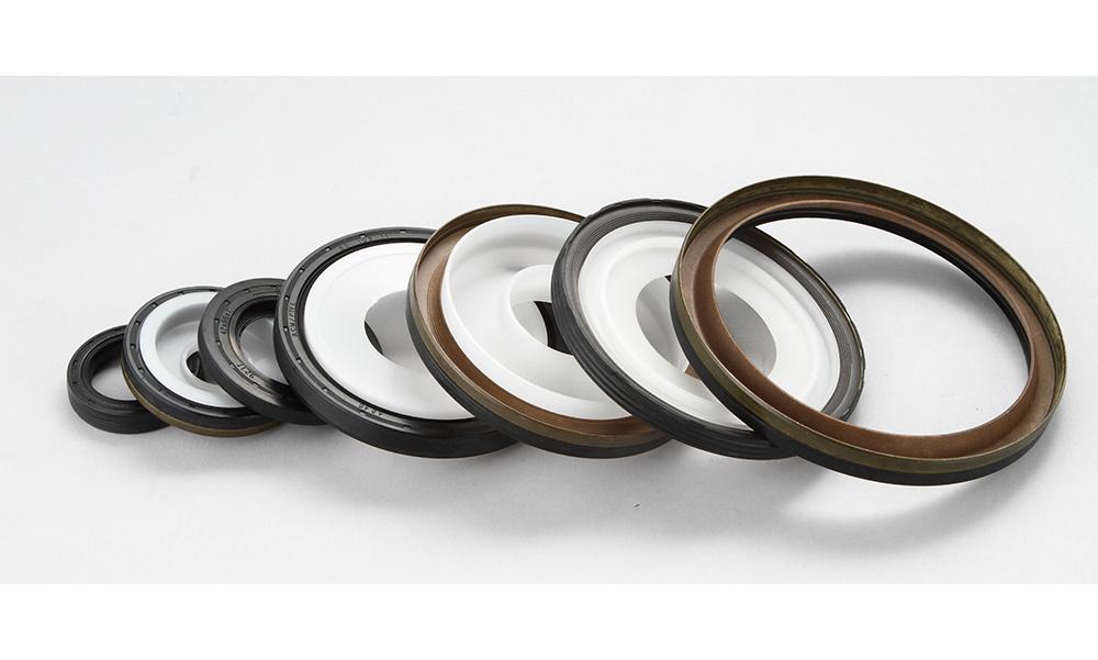 T-TCG ~ T-TTA PTFE Lip Seals series Industrial Mechanical Seals