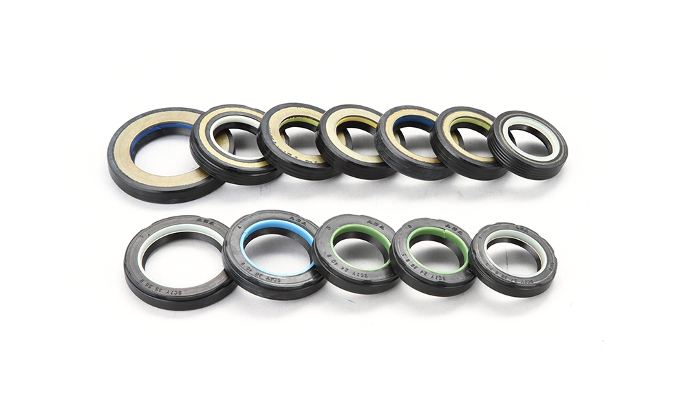 B-SCJY ~ B-SCJY2 combination of back care ring series Universal Oil Seals Custom Oil Seals